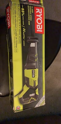 black and gray Craftsman power tool box Temple Hills, 20748