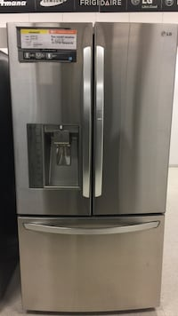 LG Stainless Steel French Door Refrigerator