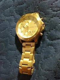 Gold Michael kors watch  Inglewood, 90301