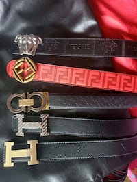 Fashion belts Pickering