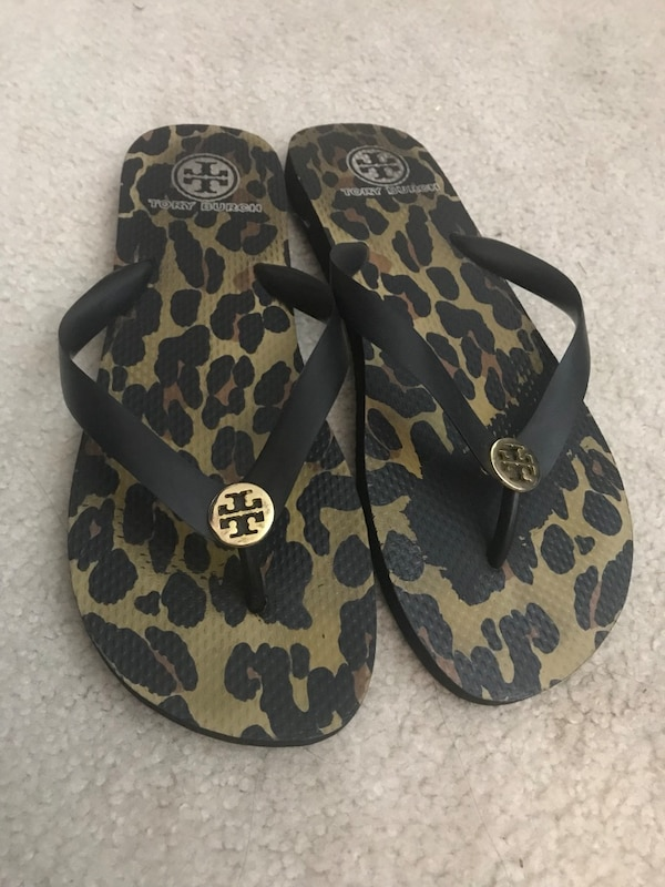 a91414eb1 Used 8.5-9 tory burch sandals for sale in Oxnard - letgo