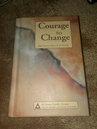 Courage to Change- One day at a time Apple Valley, 92307