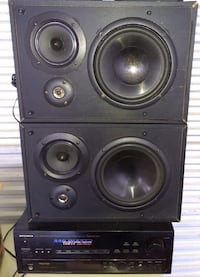 Home theater receiver and speakers Sioux Falls, 57106