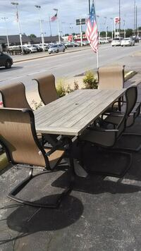 Patio set for sale Indianapolis, 46240