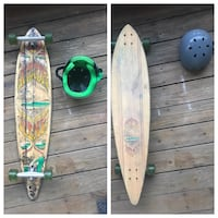 two white and green surfboards Occoquan, 22125
