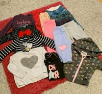 Toddler 12-18 month clothes lot Coquitlam, V3K 1P3