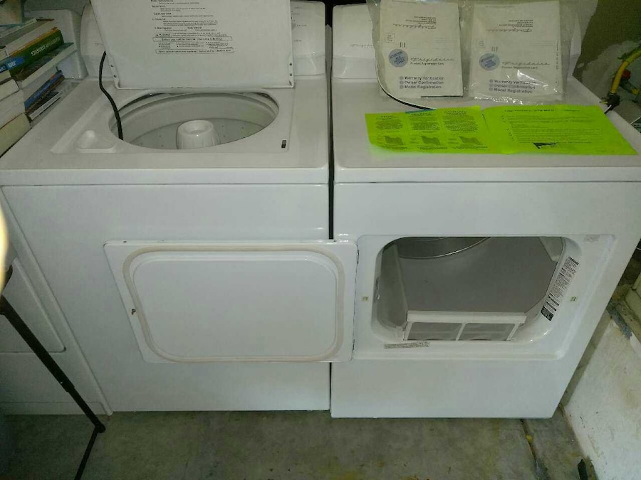 Used Frigidaire Washer And Dryer In Las Vegas