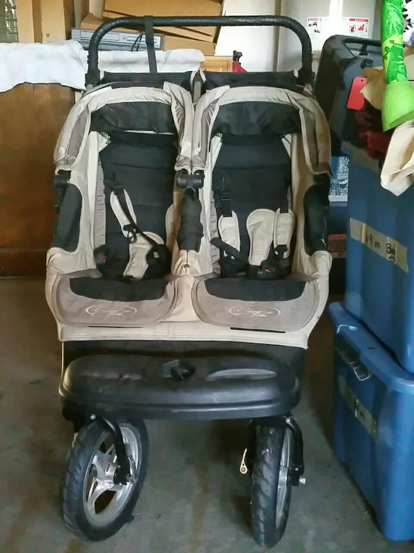Double Stroller Baby Jogger City Elite