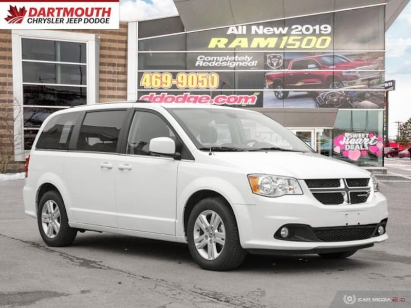 2019 Dodge Grand Caravan Crew Plus 009f2ad5-c366-4c26-9447-74ec66604c87