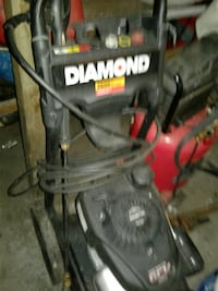 Diamond 2600 psi Power Washer