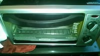 Black and Decker griller and toaster