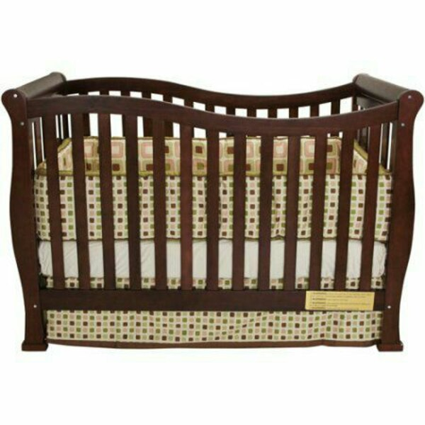Used Brookline Convertible Crib With Kohl Craft Mattres For In Redding Letgo