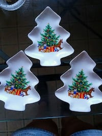 Ceramic Christmas tree decoration Riverside, 92509