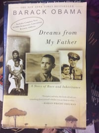 Dreams from My Father book Indianapolis, 46217