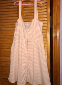 Pink and White Striped Forever 21 Dress Silver Spring, 20902