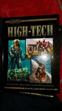 GURPS High-Tech Houston, 77092