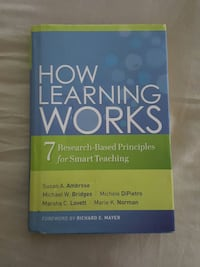 How Learning Works  Baltimore, 21229