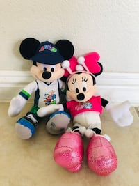 Mickey & Minnie Mouse: