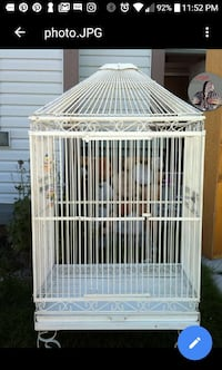 Extra Large Parrot Cage Spruce Grove
