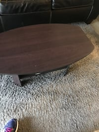 Small center table