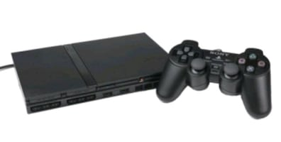 PS2 slim Sony Playstation 2 as is