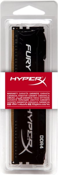HyperX Fury Black 8GB 2666MHz DDR4 Lightly Used WOODBRIDGE