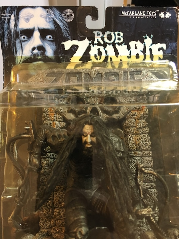 Spawn rob zombie collector