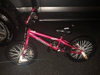 red and black BMX bike Charles Town, 25414