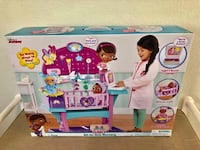 Doc McStuffins All-in-One Nursery ** NEW IN BOX ** Ashburn