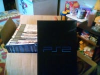 PlayStation 2 and 30 games  Norwood, 28128