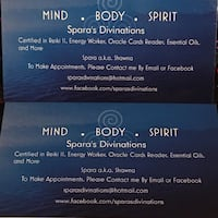 Reiki, Energy Work, Oracle cards reader, and Essential Oils South Chesterfield