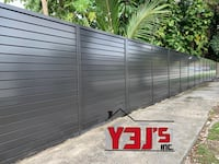Fence and gate installation Miami