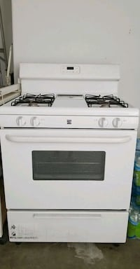 kenmore gas stove. good working condition