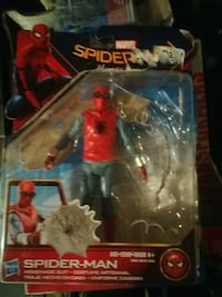Spider-Man action figure pack