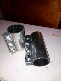 Joint couplings  welded/barve female addapters   Innisfil