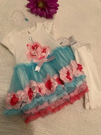Baby Grand signature dress-6months Mississauga