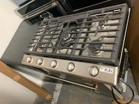 """SAMSUNG STAINLESS 36"""" GAS COOKTOP Long Beach, 90806"""