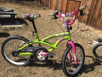 green Hello Kitty bicycle Red Deer, T4R 1K9