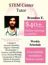 Anatomy & Physiology Tutor Modesto