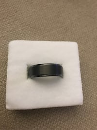 Men's tungsten  wedding band size 9 Ashburn, 20147