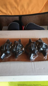Toyota Tacoma Tie Down Cleats