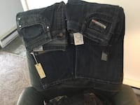Deisel designer men's jeans tags on from Italy Nazareth, 18064