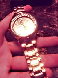 Rose gold watch, works perfectly  Inman, 29349