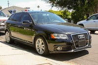 2012 Audi A3 Manual Los Angeles, 90815