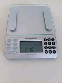 Weight Watchers Electronic Food Scale Hyattsville, 20783