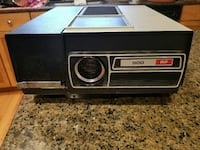 black and white 500 RF projector