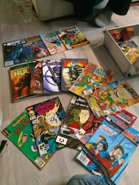 assorted Marvel comic books collection Edmonton, T5W 3J6