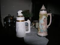 Two (2) Steins Springfield
