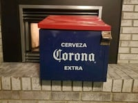 Corona ice box Langley, BC, Canada