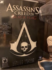Assassin's Creed IV Black Flag - Limited Edition [PlayStation 3 PS3] Oakville, L6M 0V2